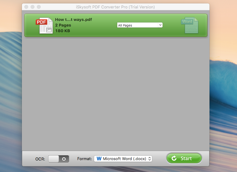 How to convert PDF to PPTX on Mac and Windows – PDFConverters