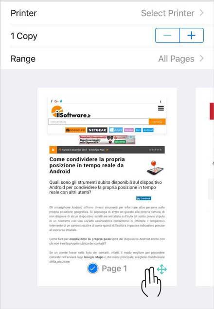 safari printer screenshot.