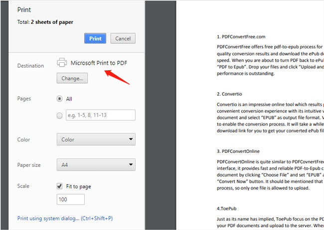 Guide, Top 10 ways to convert multiple word files to pdf in