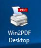 Win2PDF icon.