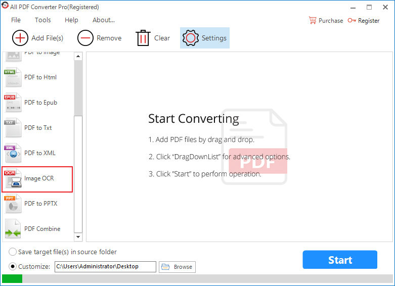 How to convert image to text with OCR tools – PDFConverters