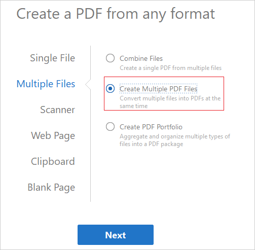 How to batch convert Word documents to PDF – PDFConverters Official
