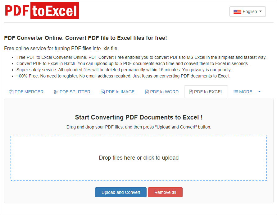 Top 10 Best Online PDF to Excel Converters in 2018